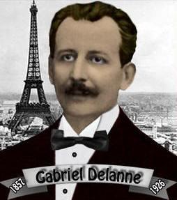 Você conhece Gabriel Delanne?