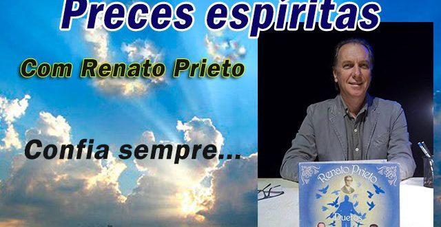 Confie sempre – Renato Prieto e Chico Xavier